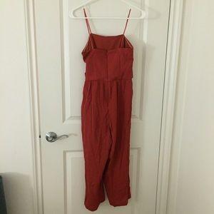 6292ab752f73 Greylin Dresses - Like new greylin Trina culotte jumpsuit-XS